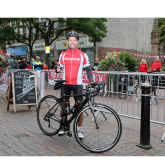 "Leicester Housebuilder Gears up for ""Wheelie"" Tough Charity Challenge"