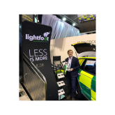 Hall's Electrical becomes first Lightfoot Reseller