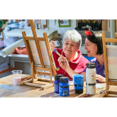 Get Creative in Worcester this Care Home Open Day
