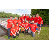 REDROW NORTH WEST PARTNERS WITH LOCAL CHILDREN'S HOSPICE