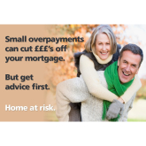 Even Small Overpayments On Your Mortgage Can Make A Big Impact.  But You Need To Get Advice First.