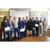 Engineering Apprentices Celebrated at Annual ECITB Awards