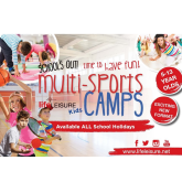 Life Leisure Multi Sports Camps
