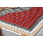 Getting ready for the winter with underfloor heating in Kettering and Northamptonshire.