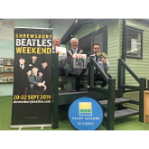 Mayor's Shrewsbury Beatles Weekend will support the Samaritans