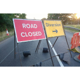 7 week road closure in Cannock
