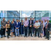 Chris Grayling launches 2019 Epsom & Ewell Business Excellence Awards at Esquires Café in Epsom