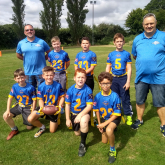 Hounddogs Dog Bowl U11's Report