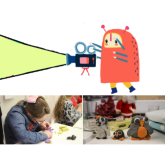 Free summer animation workshops.