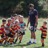 HARLEQUINS BRING SUMMER HOLIDAY SPORTING FUN TO EAST SUSSEX WITH COMMUNITY RUGBY CAMPS