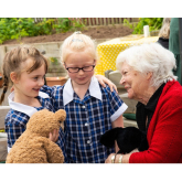 Leamington Spa Care Home Hosts Teddy Bear Picnic for Local Primary School