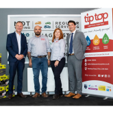 Tip Top £45k Investment Boosts Growth for Flintshire Vehicle Service Centre