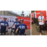 Cyclists RideLondon to Support Hospice Care