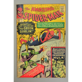 COMIC aficionados have 'zapped up' a huge collection of Silver Age editions at auction.