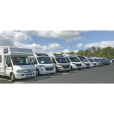 Motorhome sales double at Salop Leisure this year
