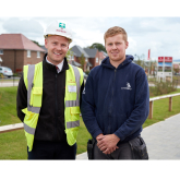 NEXT STOP RUSSIA FOR REDROW'S STAR BUILDER AND BRICKLAYING MENTOR