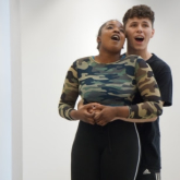 First look: in rehearsals for  Birmingham Hippodrome's West Side Story