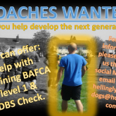 HoundDogs looking for more coaches