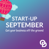 Start-Up September! Get your business off the ground