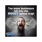 Why The Boost Button Is The Biggest Trap For Market Harborough Business Owners on Facebook.