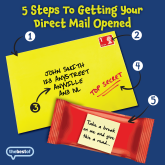 Top Tips - Direct Mail