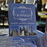 The A to Z of Lichfield - my first ever book!