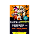 Halloween Spooktacular at Barrow Market Hall