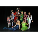 Meet the cast PETER PAN #ChristmasPanto at @EpsomPlayhouse