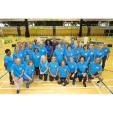 Team #Epsom & #Ewell scoops silver at annual multi-sport competition for over-55s @Better_UK