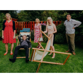 SDC'S production of round and round the garden will mark Alan Ayckbourn double milestone
