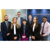 Trainees set out on legal career