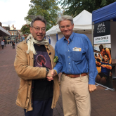 Member of Parliament, Andrew Mitchell supports Sutton Coldfield Expo 2019