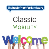 Introducing our newest member . . . Classic Mobility