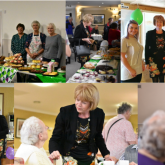 The World's Largest Coffee Morning with Wendy Morton MP for Aldridge & Brownhills