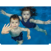 Sunday 13th October sees the start of National Baby Swimming Week,