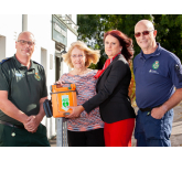 LIFE-SAVING EQUIPMENT INSTALLED IN LITTLE SUTTON