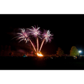Double the fun at Shrewsbury fireworks event