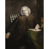 Portrait of Samuel Johnson by Sir Joshua Reynolds Comes Home to Lichfield