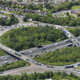 Survey launched ahead of reconstruction of M6, junction 10
