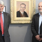 Moving portrait to mark school's 60th anniversary