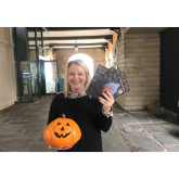 Ghostly guide ready for Halloween in Shrewsbury