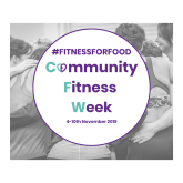 First ever community fitness week launches across the U.K this November