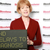 Wendy Morton raises awareness about blood cancer