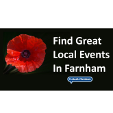 Your guide to things to do in Farnham – 8th November to 21st November