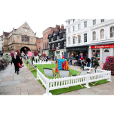 More businesses urged to joined Shrewsbury BID