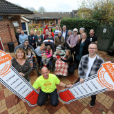 Hope Grows for Acorns Children's Hospice in the Black Country- but Still Work to do