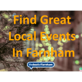 Your guide to things to do in Farnham – 22nd November to 5th December