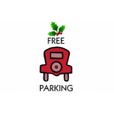 FREE Christmas Parking in #Epsom and #MoleValley
