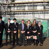 School's £3.4m expansion project gathers pace