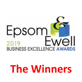 Congratulations to the Winners of the Epsom & Ewell Business Excellence Awards 2019 @EpsomBizAwards